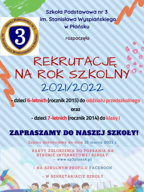 Kopia Szkoła Podstawowa nr 3 im. Stanisława Wyspiańskiego w Płońsku rozpoczęła (1)